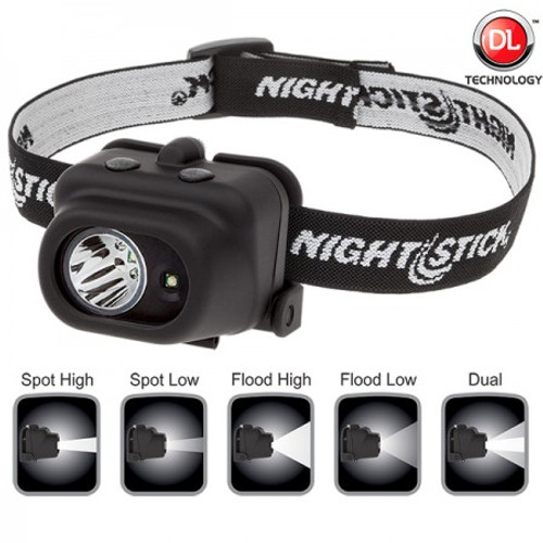 Dual Light Multi Function Headlamp