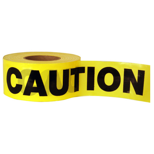 Barricade Tape (Caution)