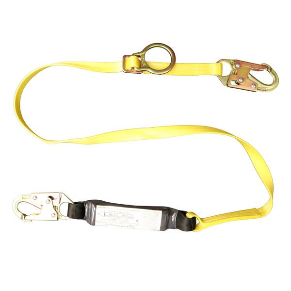 6' Lanyard w/ Tie-Back