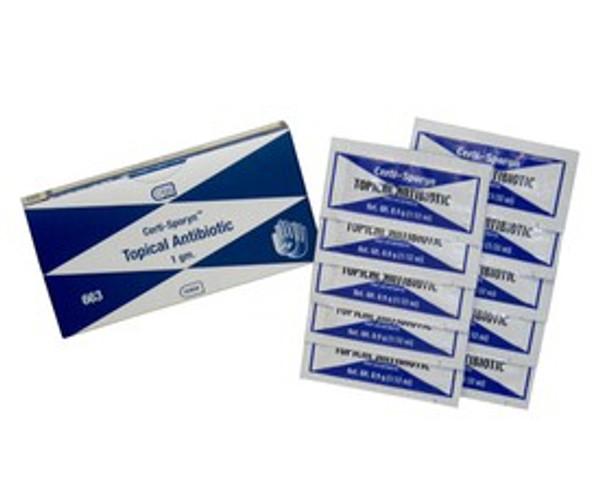 Antibiotic Ointment, Unit Pack
