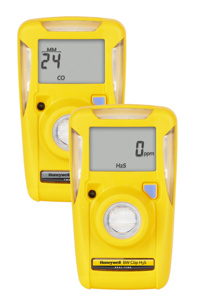 BW Clip (Real-Time), Single Gas Monitor