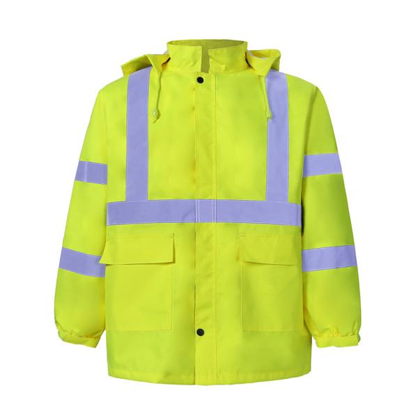 Rain Jacket (Class 3)
