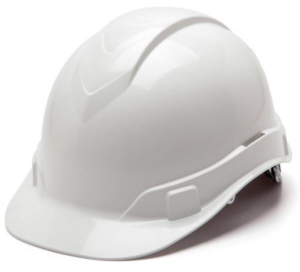 Ridgeline Hard Hat (White)