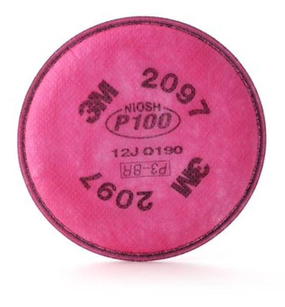 HEPA P100 Filter w/ OV Relief