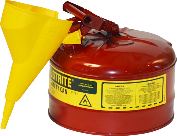 2.5 Gallon Safety Can (Type I)