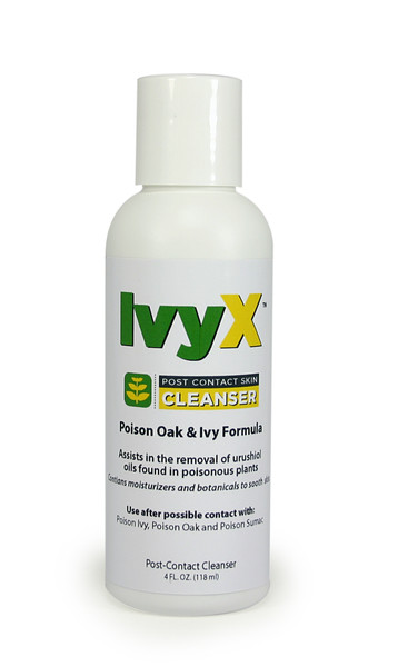 IvyX Post-Contact Cleanser