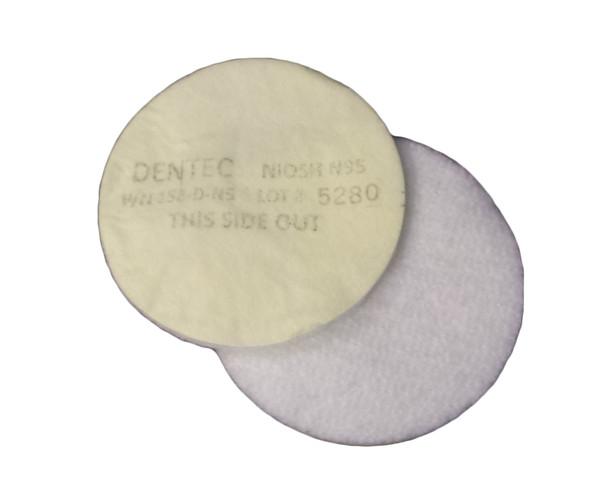 N95 Respirator Filter Pads