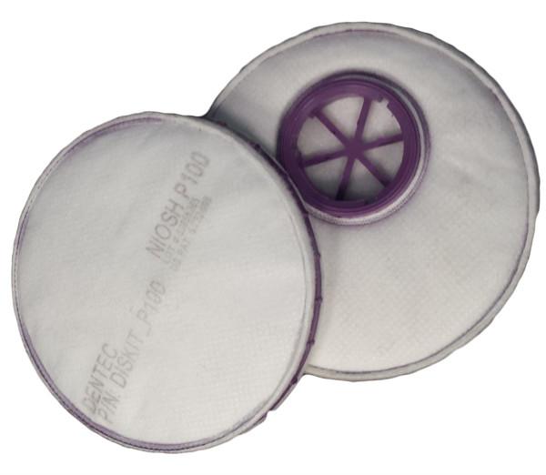 DISKIT P100 Filters