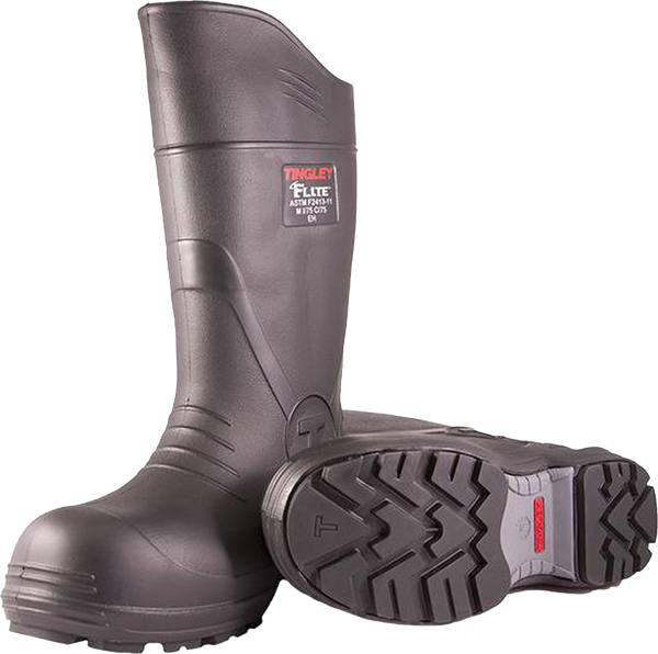 Flite Safety Toe Boot w/ Cleated Outsole