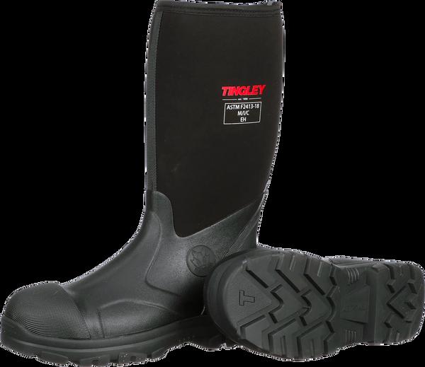 Badger Boot w/ Steel Toe
