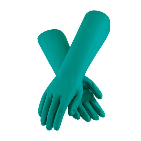 """NitriGuard 18"""" Gloves"""