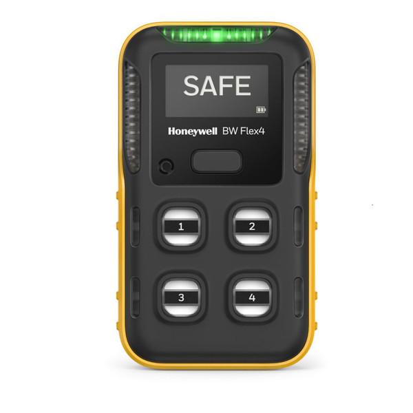 BW Flex4, Multi-Gas Monitor