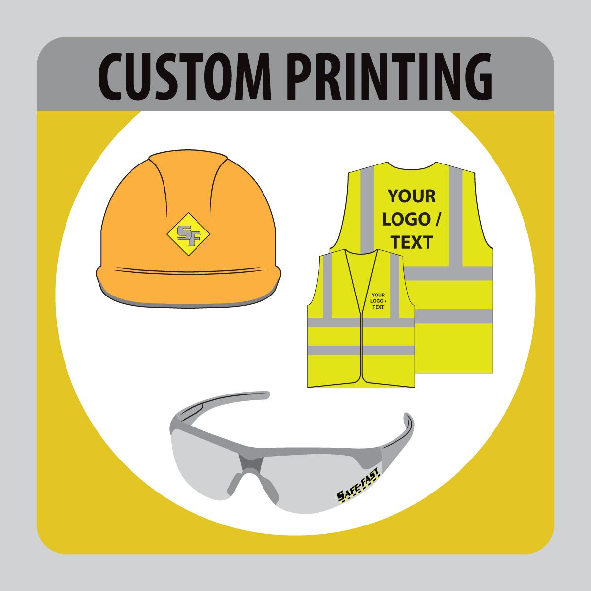 Custom Printing - PPE