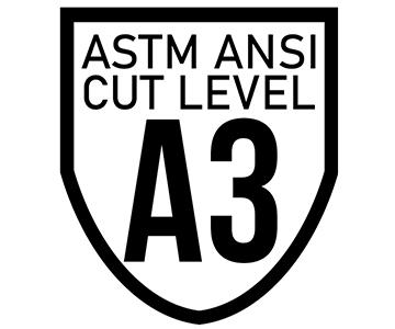 ANSI Cut Level A3