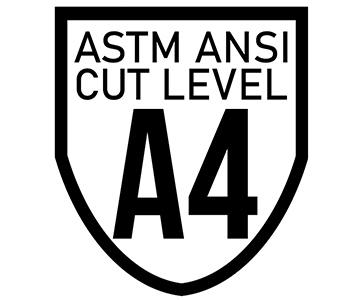 ANSI Cut Level A4