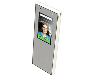 RevScan Flare-Reception Temperature Sensing Kiosk
