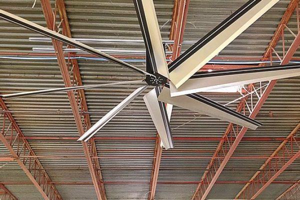HVLS Ceiling Fans