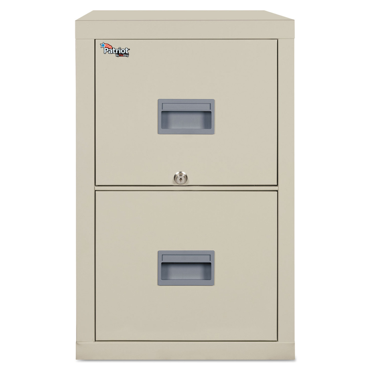 FIR4P2131CPA Patriot Insulated Four-Drawer Fire File
