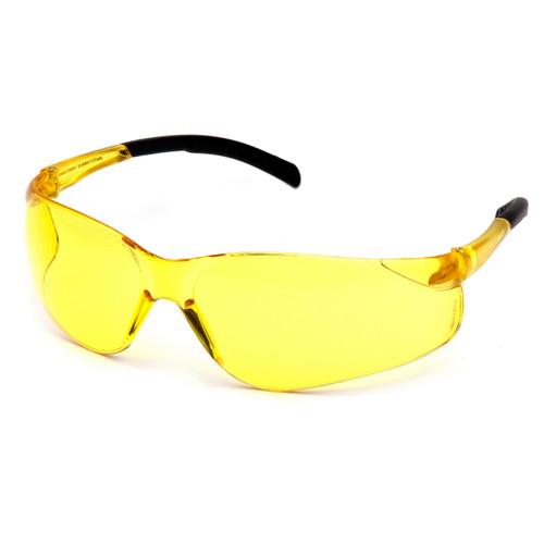 Pyramex Intruder Clear Yellow Amber Lens Safety Glasses Z87 S4130S for sale online