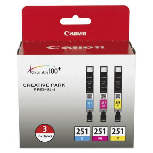 CNM0628B009-0628B009 PGI-5BK ChromaLife100 Ink