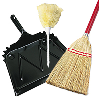 Brooms, Dusters & Brushes