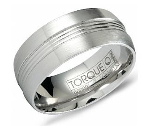 CB-2130 Torque Cobalt Wedding Ring