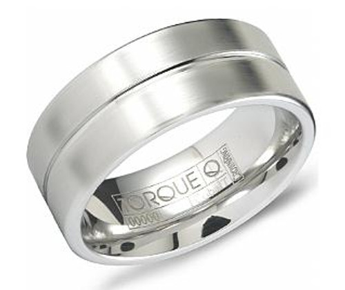 CB-2131 Torque Cobalt Wedding Ring