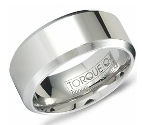 CB-2133 Torque Cobalt Wedding Ring