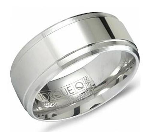 CB-2134 Torque Cobalt Wedding Ring