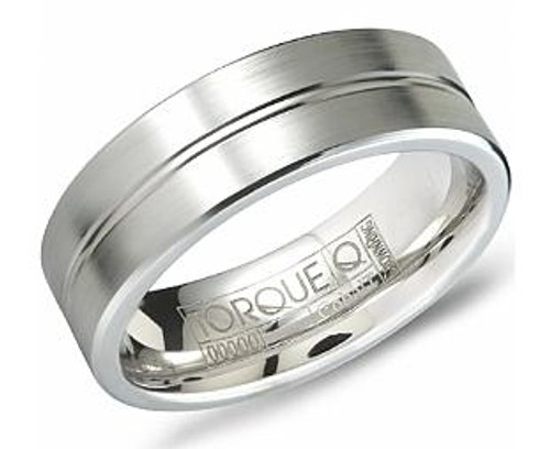 CB-7131 Torque Cobalt Wedding Ring