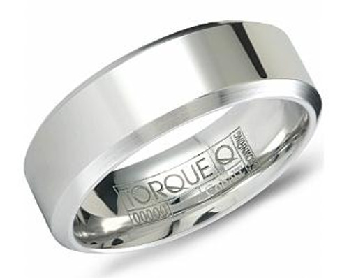 CB-7133 Torque Cobalt Wedding Ring