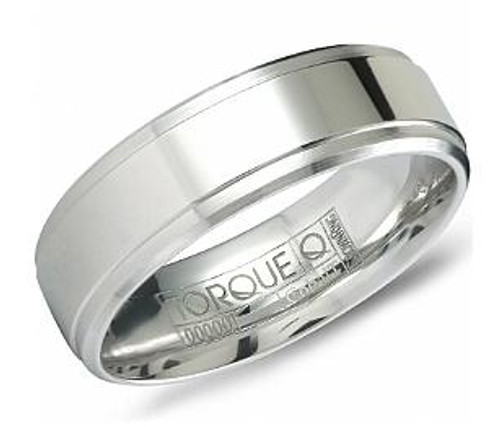 CB-7134 Torque Cobalt Wedding Ring