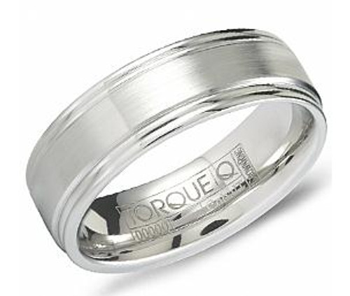 CB-7135 Torque Cobalt Wedding Ring