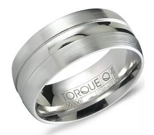 CB-2101 Torque Cobalt Wedding Ring