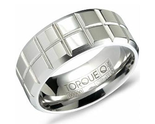 CB-2111 Torque Cobalt Wedding Ring