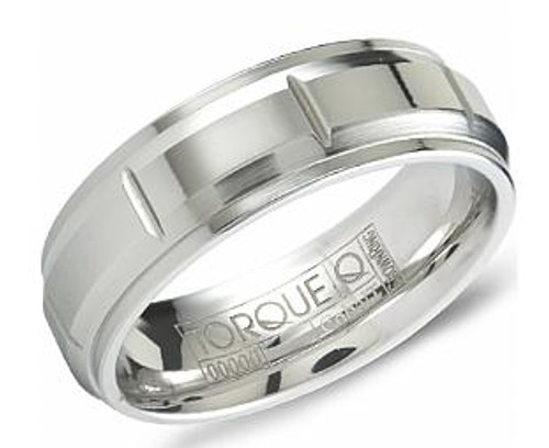 CB-7401 Torque Cobalt Wedding Ring