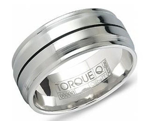 CB-2125 Torque Cobalt Wedding Ring