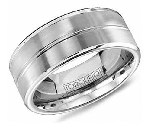 CB-1010 Torque Cobalt Wedding Ring
