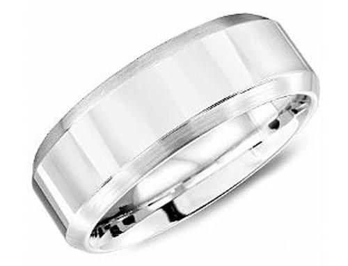 CB-7103 Torque Cobalt Wedding Ring