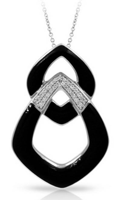 Amazon Black Pendant