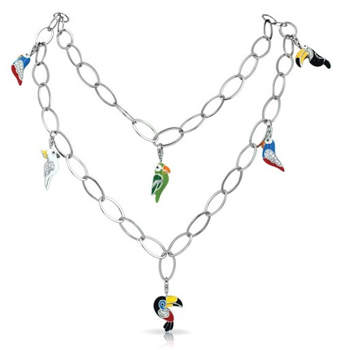 Aviary Multi Necklace