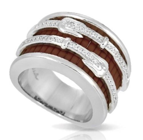 Cintura Brown Ring