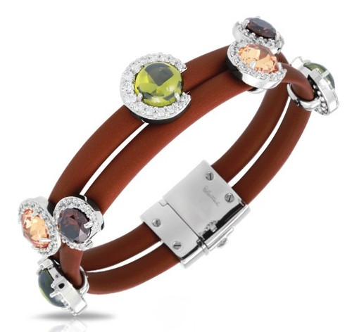 Belle Etoile Element Bracelet Brown