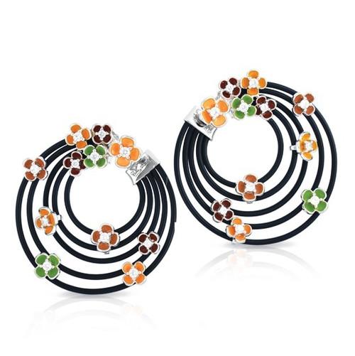 Belle Etoile Garland Earrings Fall Colors