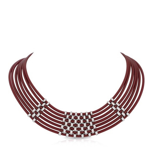 Belle Etoile Isis Necklace Brown