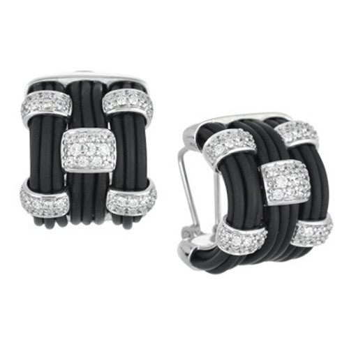 Belle Etoile Legato Earrings Black