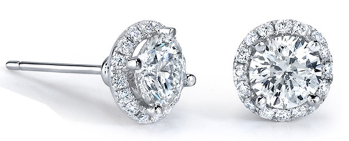 Martini Diamond Studs