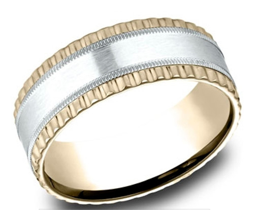 Ammara Stone Wedding Rings