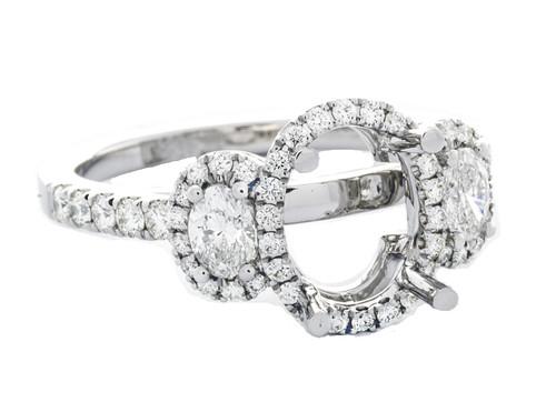 SIE10853 DIAMOND SEMI MOUNT 18KW