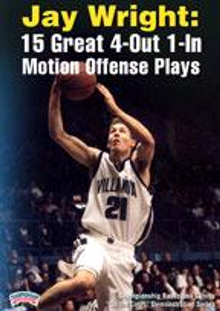 Jay Wright: 15 Great 4-Out 1-In Motion Offense Plays